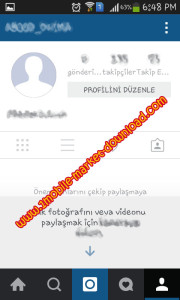 indir instagram ücretsiz android 2016 Türkçe