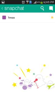 Indir Snapchat Ücretsiz Android son sürüm 2016 Türkçe