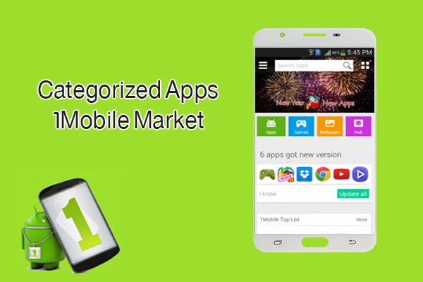 1Mobile Market Download free apk- Best Android Market
