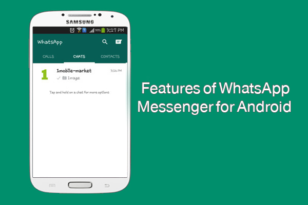DOWNLOAD LASTEST VERSION OF WHATSAPP MESSENGER  2019