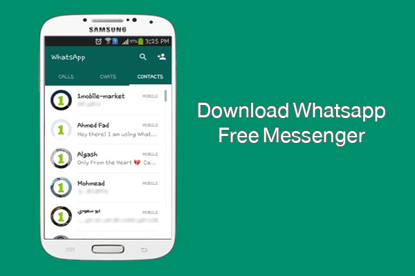Whatsapp.apk download free for tablet